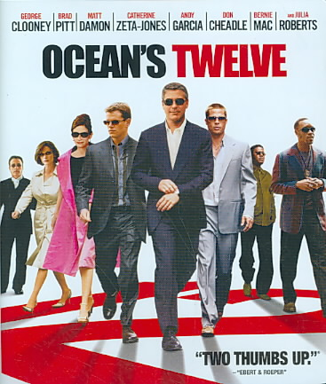 OCEAN'S TWELVE BY CLOONEY,GEORGE (Blu-Ray)